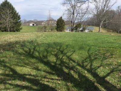 Meadowview Residential Lots & Land For Sale: Lot 7 Rhea Valley Acres Su