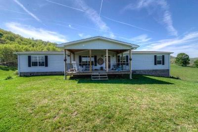 Meadowview Manufactured Home For Sale: 9182 Stillmeadows Drive