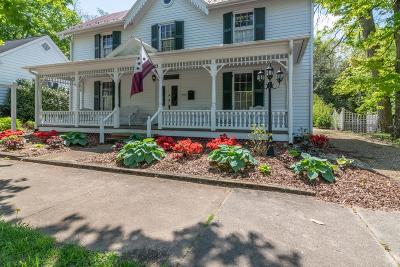 Abingdon Single Family Home For Sale: 152 Valley Street