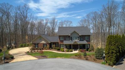 Bristol Single Family Home For Sale: 15096 Stonewall Ridge