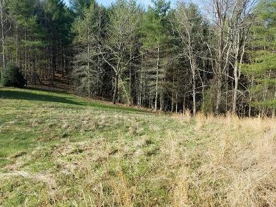 Galax Residential Lots & Land For Sale: Tbd Crab Orchard Road