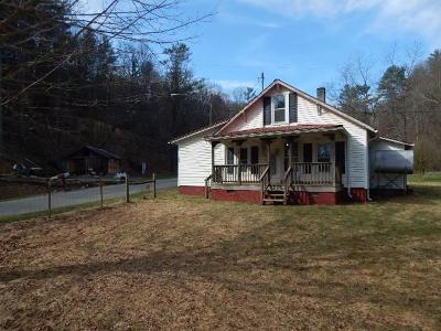 Galax Single Family Home For Sale: 115 Branch St.