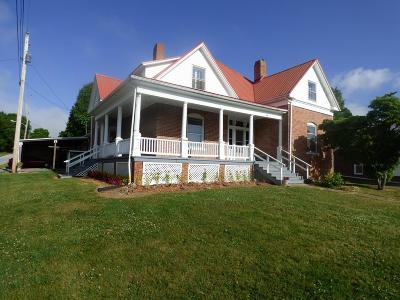 Wythe County Single Family Home For Sale: 401 Church Street