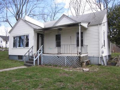 Wythe County Single Family Home For Sale: 230 9th St