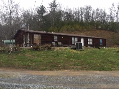 Abingdon Manufactured Home For Sale: 19 & 20 Tr 19 & 20 Mw Wright Est Watauga Rd.