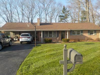 Galax Single Family Home For Sale: 118 Robinhood Rd