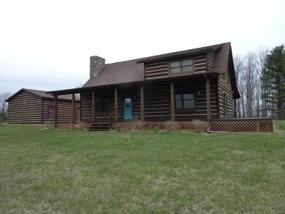 Hillsville Single Family Home For Sale: 987 Rhododendron Dr