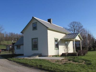 Wythe County Single Family Home For Sale: 2226 Cedar Springs Rd