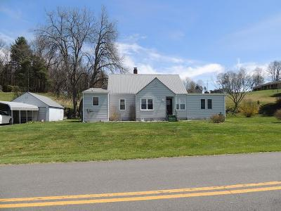 Galax Single Family Home For Sale: 963 Fairview Rd