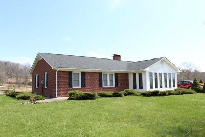 Carroll County Single Family Home For Sale: 2755 Terrys Mill Road