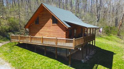 Abingdon VA Single Family Home For Sale: $315,000