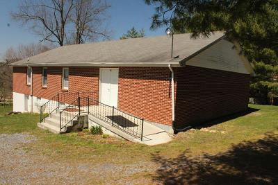 Bland Single Family Home For Sale: 4 Glade Hill Dr.