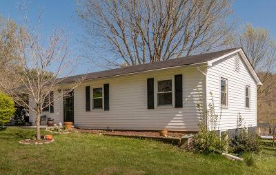 Abingdon VA Single Family Home For Sale: $74,900
