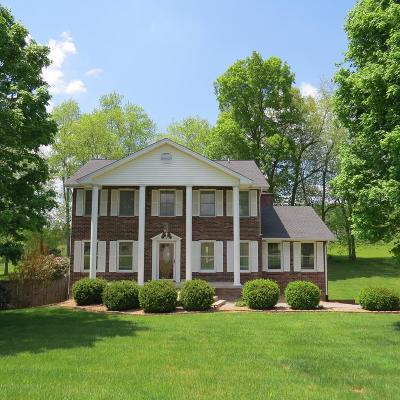 Bristol Single Family Home For Sale: 15379 Woodstone Circle