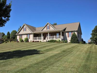 Bristol Single Family Home For Sale: 19770 Spur Strap Rd