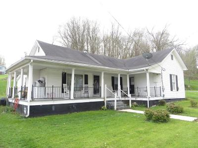 Glade Spring Single Family Home For Sale: 135 Glade St