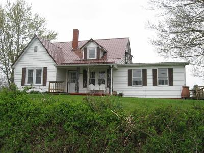 Glade Spring Single Family Home For Sale: 12085 Mt Calm Drive