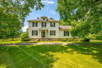 Marion Single Family Home For Sale: 128 Gailliot Vista Dr.