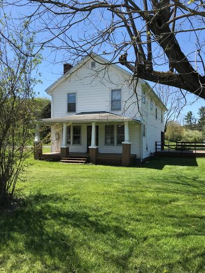 Max Meadows Single Family Home Active Contingency: 110 Millers Creek Rd