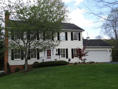 Abingdon Single Family Home For Sale: 540 Court St.