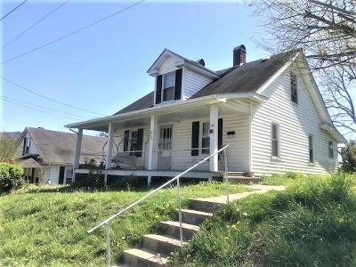Wytheville Single Family Home For Sale: 535 18th Street