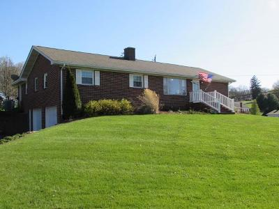 Wythe County Single Family Home For Sale: 504 Main St