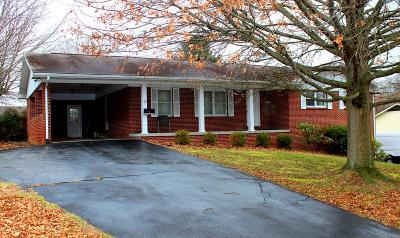 Wythe County Single Family Home For Sale: 855 20th Street