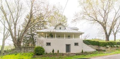 Glade Spring Single Family Home For Sale: 33453 Bucks Bridge Rd