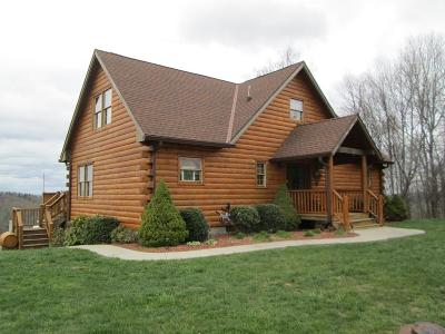 Carroll County, Grayson County Single Family Home For Sale: 234 Edel Weiss Trl