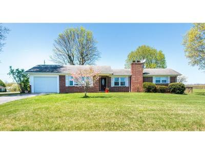 Abingdon Single Family Home For Sale: 17375 Rim Rd