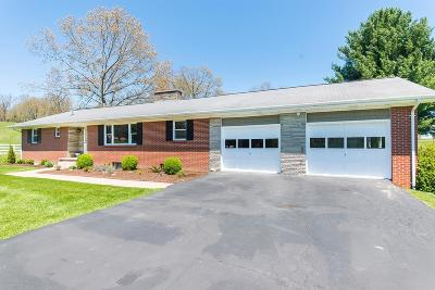 Glade Spring Single Family Home For Sale: 11777 Mount Calm Dr
