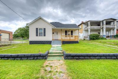 Bristol VA Single Family Home For Sale: $69,900