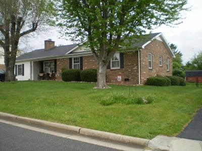 Wythe County Single Family Home For Sale: 1250 11th Street