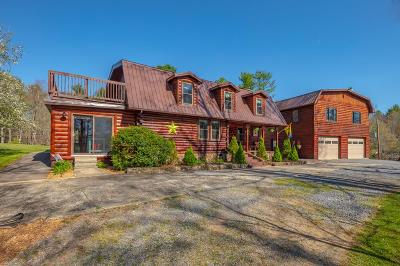Bland Single Family Home For Sale: 295 Southview Ln