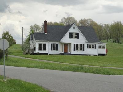 Rural Retreat Single Family Home For Sale: 103 Cline Road