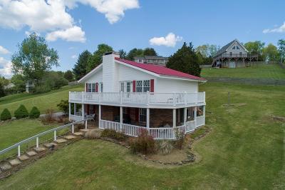 Abingdon Single Family Home For Sale: 21311 Lakeshore Drive