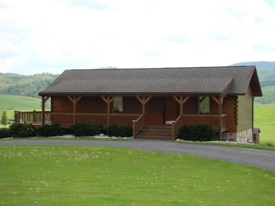 Grayson County Single Family Home For Sale: 925 Comers Rock Road