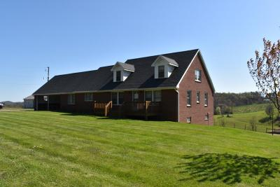 Carroll County Single Family Home For Sale: 6630 Pipers Gap Road