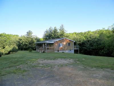 Wythe County Single Family Home For Sale: Tbd Smith Road