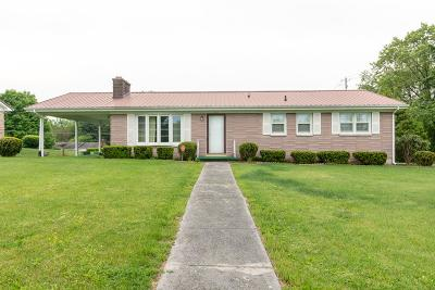 Abingdon Single Family Home For Sale: 610 Thompson Dr