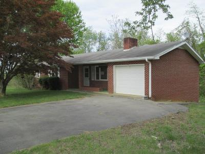 Wythe County Single Family Home For Sale: 164 Mount Carmel