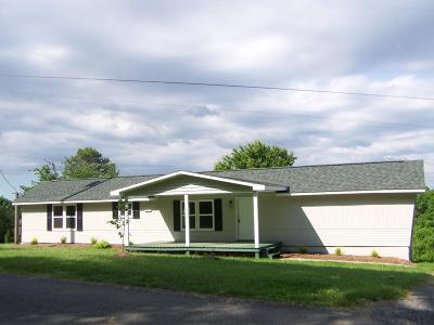 Galax VA Manufactured Home For Sale: $74,900
