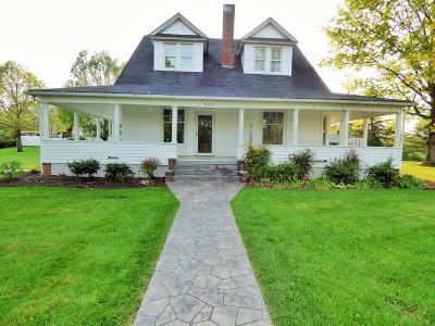 Wythe County Single Family Home For Sale: 307 N Main St