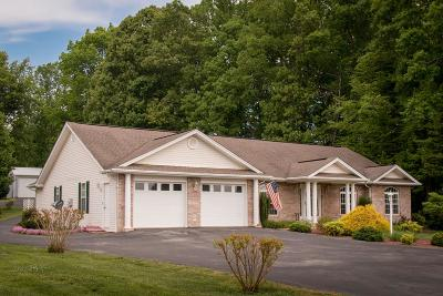 Abingdon Single Family Home For Sale: 18505 Westinghouse Road