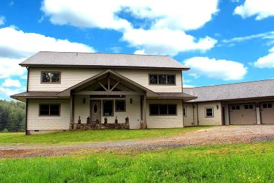 Grayson County Single Family Home For Sale: 12344 Comers Rock Road