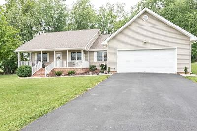 Abingdon VA Single Family Home For Sale: $214,700