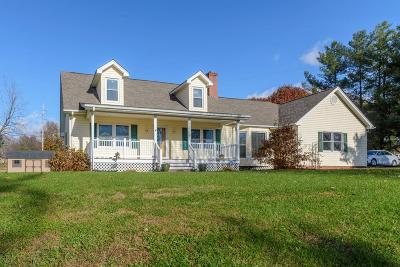 Abingdon VA Single Family Home For Sale: $219,000