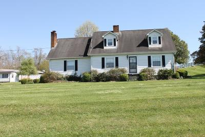 Abingdon VA Single Family Home For Sale: $389,000