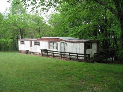 Carroll County, Grayson County Manufactured Home For Sale: 986 Apache Trail