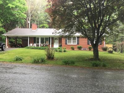 Grayson County Single Family Home For Sale: 2303 Peach Bottom Rd